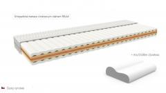 Ortopedická matrace RELAX - kokosové vlákno