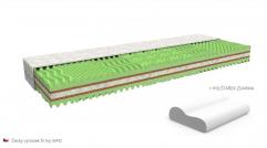 matrace s kokosovým vláknem SENZA BIO