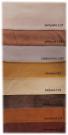 Povlaky mikroplyš jednobarevné 2