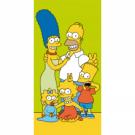 Dětská osuška Simpsons family