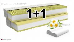 Matrace - Camomille Comfort 1+1 akce