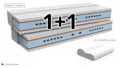 Matrace Maxima 1+1 zdarma